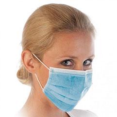 Masque grand public Anti-Bactérien