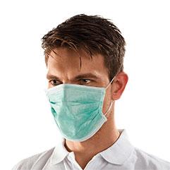 Masque chirurgical Etanche à la poussière