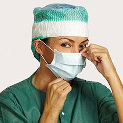 Masque chirurgical Confortable et aéré