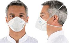 Masque FFP2 Etanche à la poussière