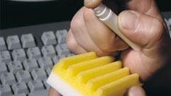 liquide nettoyage clavier